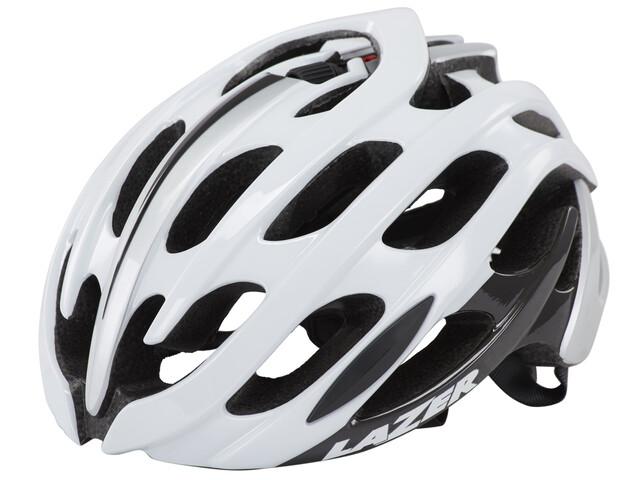Lazer Blade Helmet white/silver